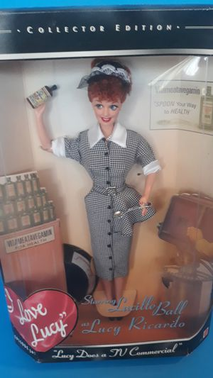 I Love Lucy Barbie for Sale in Carmichael, CA