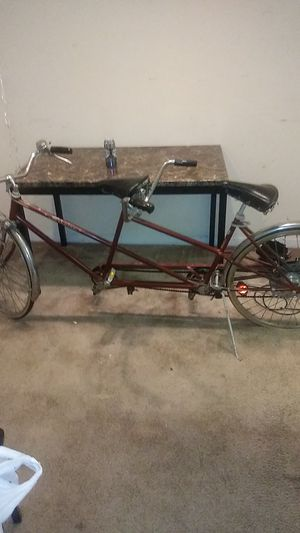 1969 Schwinn all-original 1 owner 2 seater need tires pump up for Sale in Atlanta, GA