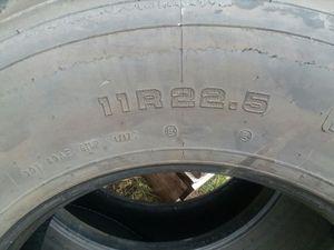11R22.5 Steering Used Tires for Sale in Niederwald, TX