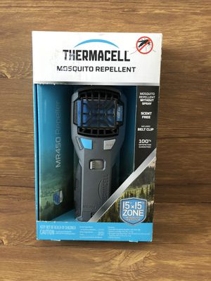 Thermacell mosquito repellent for Sale in Palmdale, CA