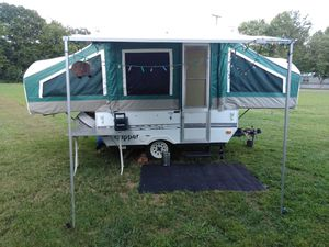 2002 pop up camper clipper for Sale in Hermitage, TN