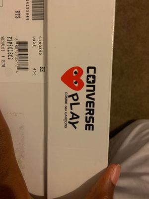 Cdg converse for Sale in Houston, TX