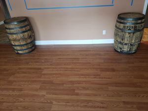 AUTHENTIC wiskey barrels for Sale in Chelmsford, MA
