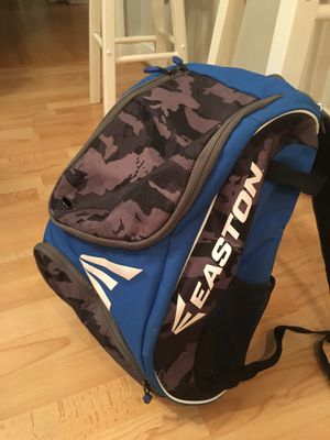 Youth Easton baseball backpack for Sale in Lutherville-Timonium, MD