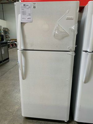 New White Frigidaire 20.4 CuFt Top Freezer Refrigerator..1 Year Manufacturer Warranty Included for Sale in Chandler, AZ