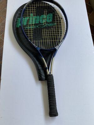 Prince Force 3 tennis racket Tour Ti titanium graphite #2 Grip Size W/Case for Sale in Orange, CA
