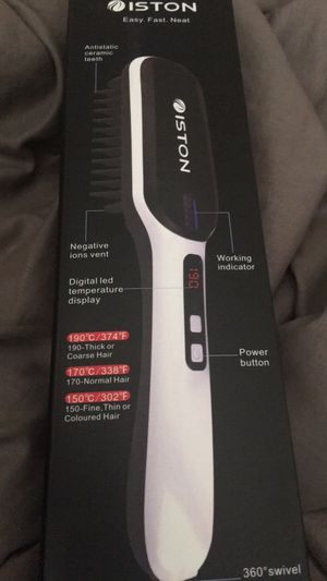 Beard/hair straightener for Sale in Turlock, CA