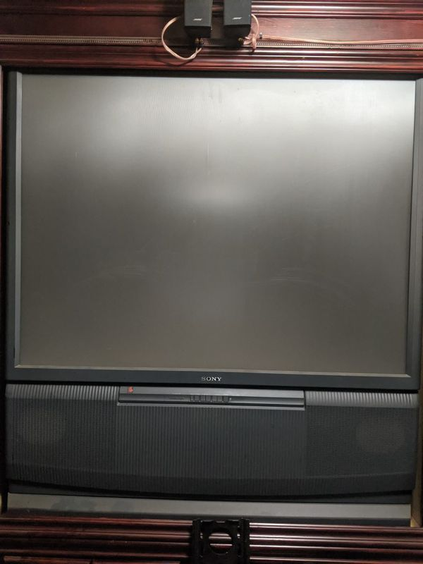 60 inch Sony projection TV