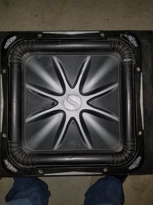 KICKER® Solo-Baric® L7S™ *** Good Deal *** for Sale in Los Angeles, CA