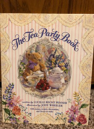 The Tea Party Book by Lucille Recht Penner for Sale in Vancouver, WA