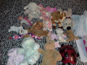 Teddy bears stuffed animals for Sale in Glendale, AZ