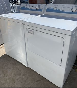 Admiral washer and dryer set @delivery available for Sale in Phoenix, AZ