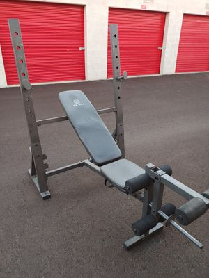Golds Gym weight bench for Sale in Phoenix, AZ