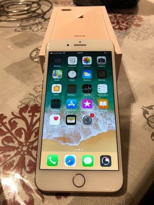 Verizon Unlocked iPhone 8 Plus for Sale in Atlanta, GA