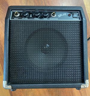 Fender SP 10 guitar amp for Sale in Tacoma, WA
