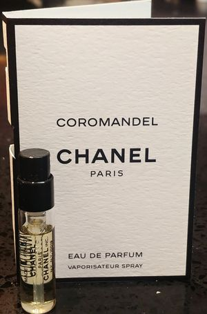 12 NEW Chanel Coromandel perfume EDP eau de parfume sample spray bottles for Sale in Smyrna, TN