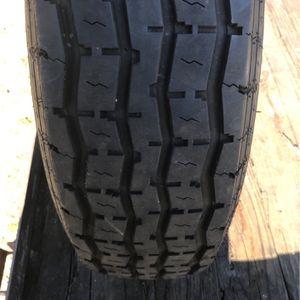 Tires 235/80/16 Trailer Tires ( I Have 4 ) for Sale in Gaston, SC