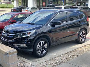 2016 Honda CRV Touring for Sale in Dallas, TX