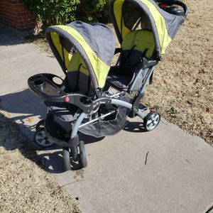 Baby Trend Double Stroller New For 169.00 for Sale in Norman, OK