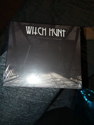 W!Tch Hunt CD for Sale in Colton, CA