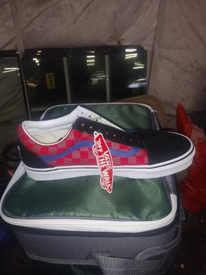 vans men 9 lady 10.5 deadstock new $45 firm for Sale in Humble, TX