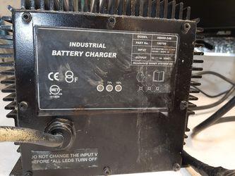 24V Industrial Battery Charger 24 Volt 600W for Sale in Davis,  CA