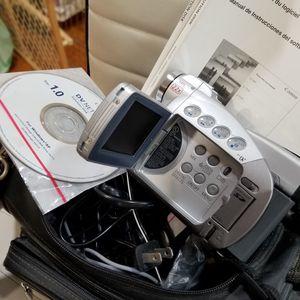 Canon video camera for Sale in Annandale, VA