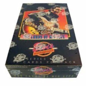 THE ELVIS COLLECTION SERIES ONE 1992 RIVER GROUP FACTORY SEALED BOX OF 36 PACKS for Sale in Fort Lauderdale, FL