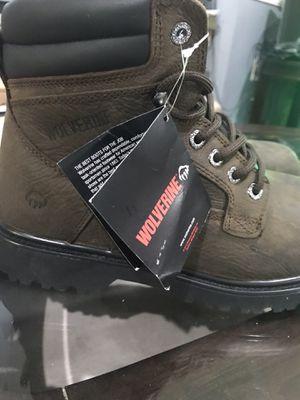 Wolverine// work boots// steel toe //size (11) for Sale in Skokie, IL
