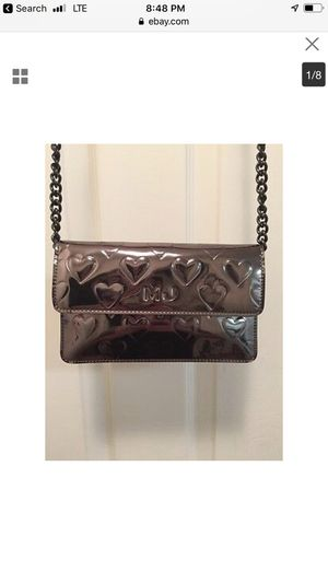 Marc Jacobs Mirror heart wallet purse! Only $65 original retail over $200 for Sale in Carmichael, CA