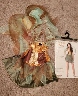 Autumn Fairy - girls costume for Sale in Federal Way, WA