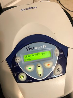 Vpap Adapt SV ResMed aux respitator for Sale in South Miami, FL