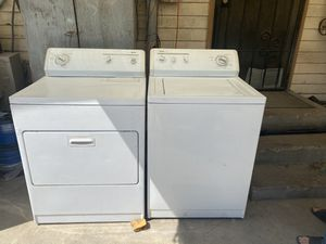KENMORE WASHER & DRYER SET for Sale in Fresno, CA