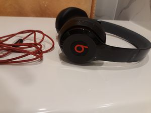 Beats by Dr. Dre Solo2 Series Wireless On-Ear Headphones - Black for Sale in Hialeah, FL