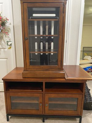 Ethan Allen TV stand and Device Console for Sale in Riverview, FL