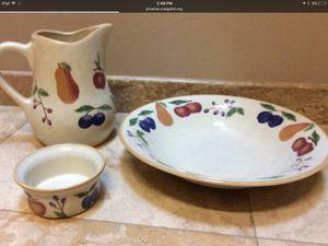 Longaberger pottery for Sale in Scottsdale, AZ