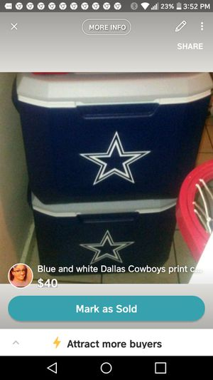 2 Brand new dallas coleman coolers for Sale in Derby, KS