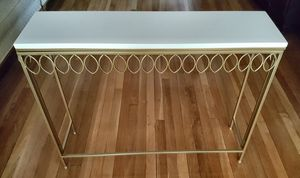 Console entryway sofa table for Sale in Chicago, IL