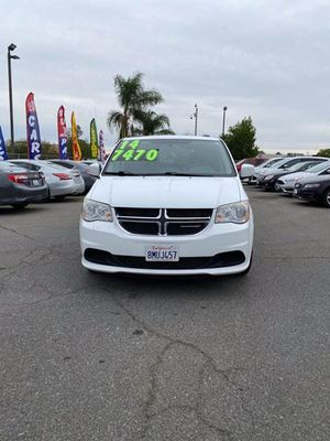 2015 Dodge Grand Caravan for Sale in Riverside, CA