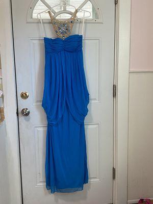 Size three prom dress for Sale in Ypsilanti, MI