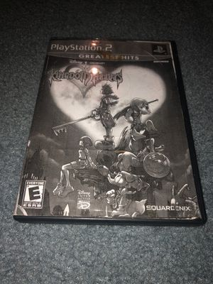 Kingdom Hearts PlayStation 2 PS2 for Sale in Joliet, IL