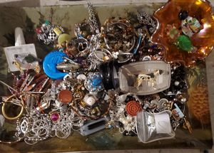 100s of pcs of highend costume authentic and for play pcs of jewelry read next page for Sale in Edmond, OK
