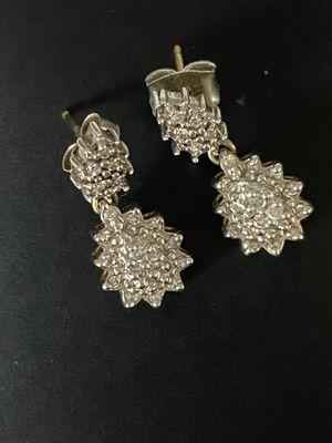 Diamond Earrings for Sale in Winter Springs, FL