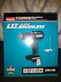 Makita LTX Sub Compact Brushless 1/2 hammer driver drill (Tool only) for Sale in Lubbock, TX