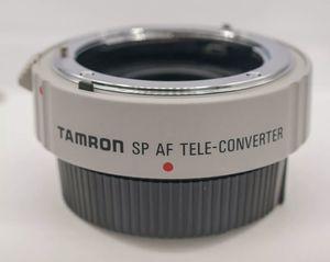 Tamron SP 1.4x 140F-FNs MC4 AF-D Tele-Converter Nikon F DSLR Cameras/Lenses for Sale in Morton Grove, IL
