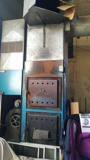 Oil/Coal Hot Air Furnace for Sale in Boston, MA