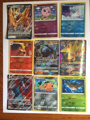 Holo Pokemon Cards for Sale in Pittsburgh, PA
