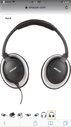 Bose AE2i Audio Headphones. Pretty much brand new. Not wireless for Sale in Seattle, WA