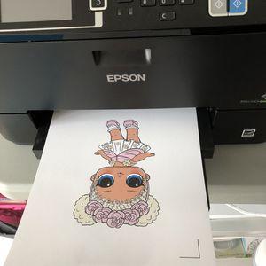 Epson Workforce 4630 Printer $110 for Sale in Clarksburg, MD
