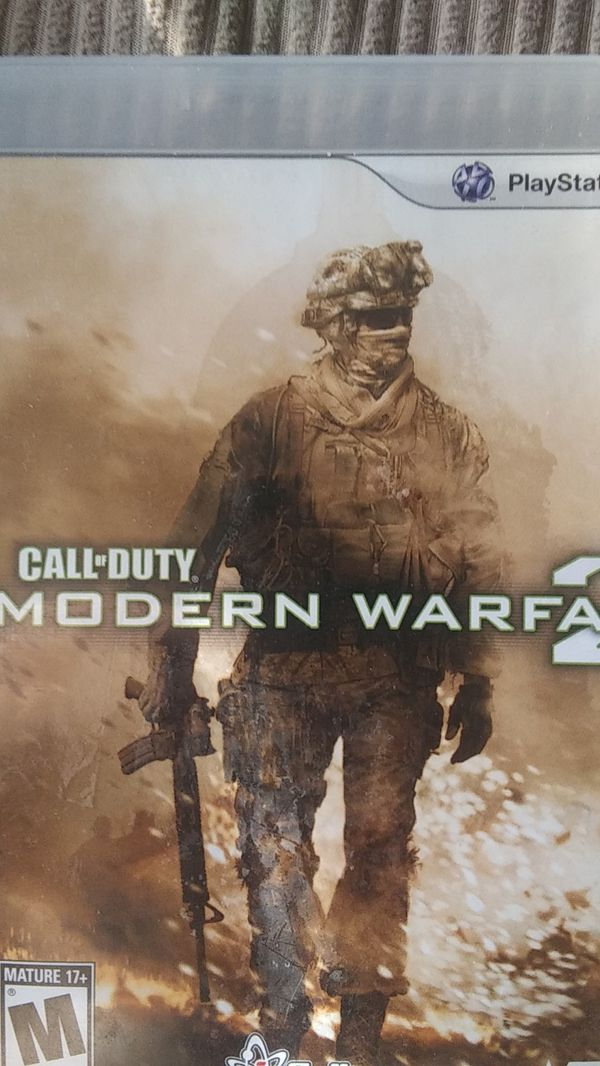 Call Of Duty Modern Warefare 2 PS3 Video Game